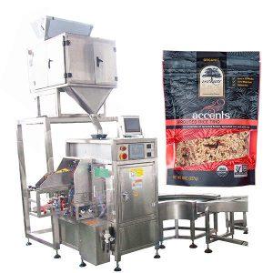 コーヒーパウダー用自動充填機