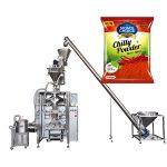 パパカとチリの食品粉のためのオーガーの充填剤とvffsバガー包装機